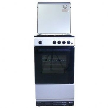STATESMAN LEGACY 50LPG Freestanding COOKER SILVER